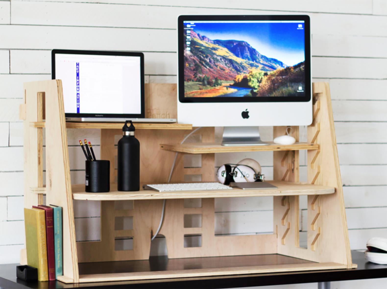 Perch — самый дешевый стол для работы стоя