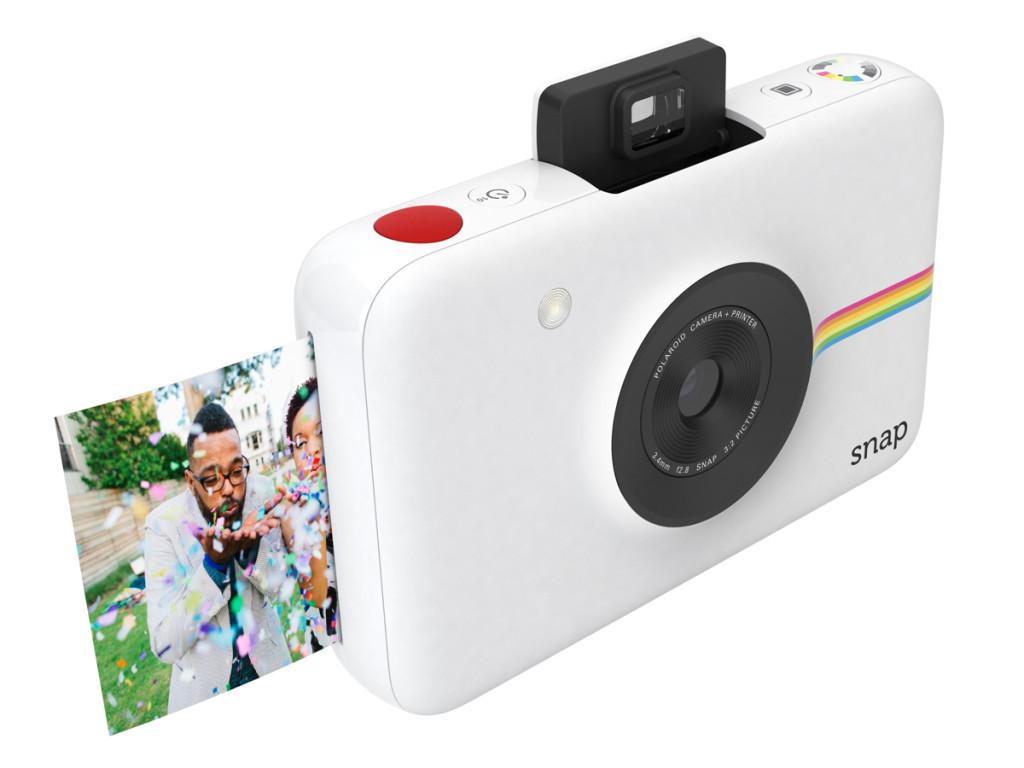 Polaroid Snap — компактная камера, которой не нужны чернила для печати