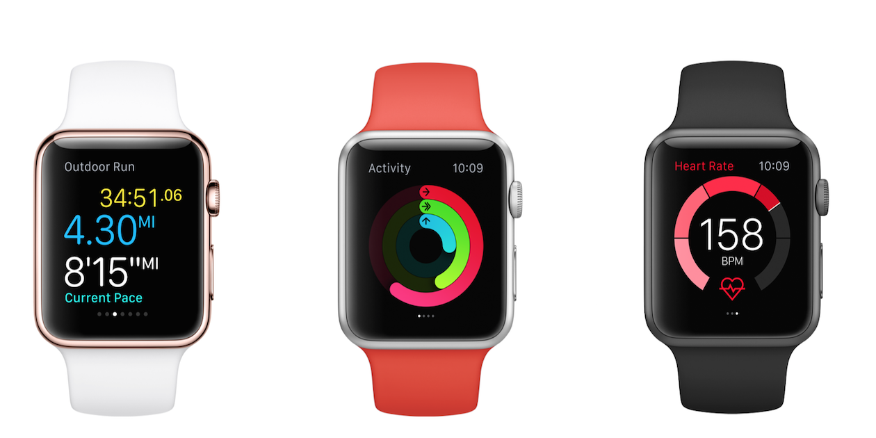 Операционная система watchOS 2 доступна для загрузки