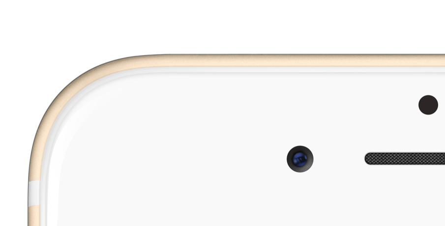 iPhone 6s получит 5-мегапиксельную фронтальную камеру