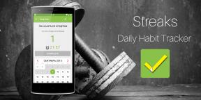 Streaks — простое приложение для Android, которое поможет освоить новые привычки