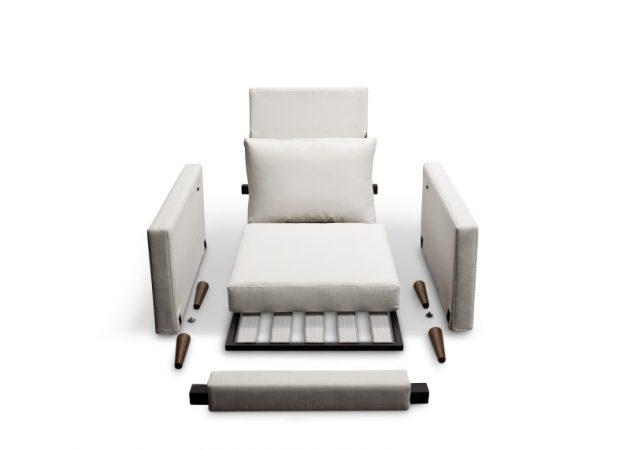 Кресло, которое можно собрать за три минуты
