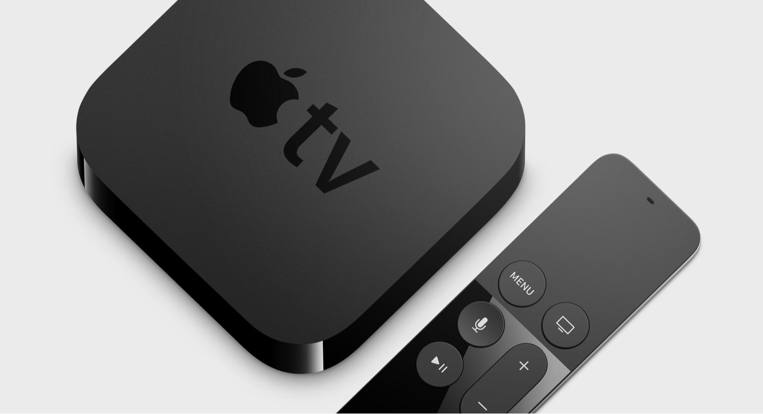Apple TV 4 доступна для заказа по цене от 14 тысяч рублей
