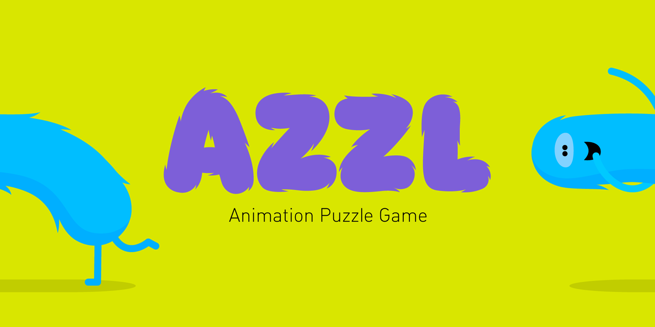 AZZL для iOS — этот безумный, безумный, безумный пазл