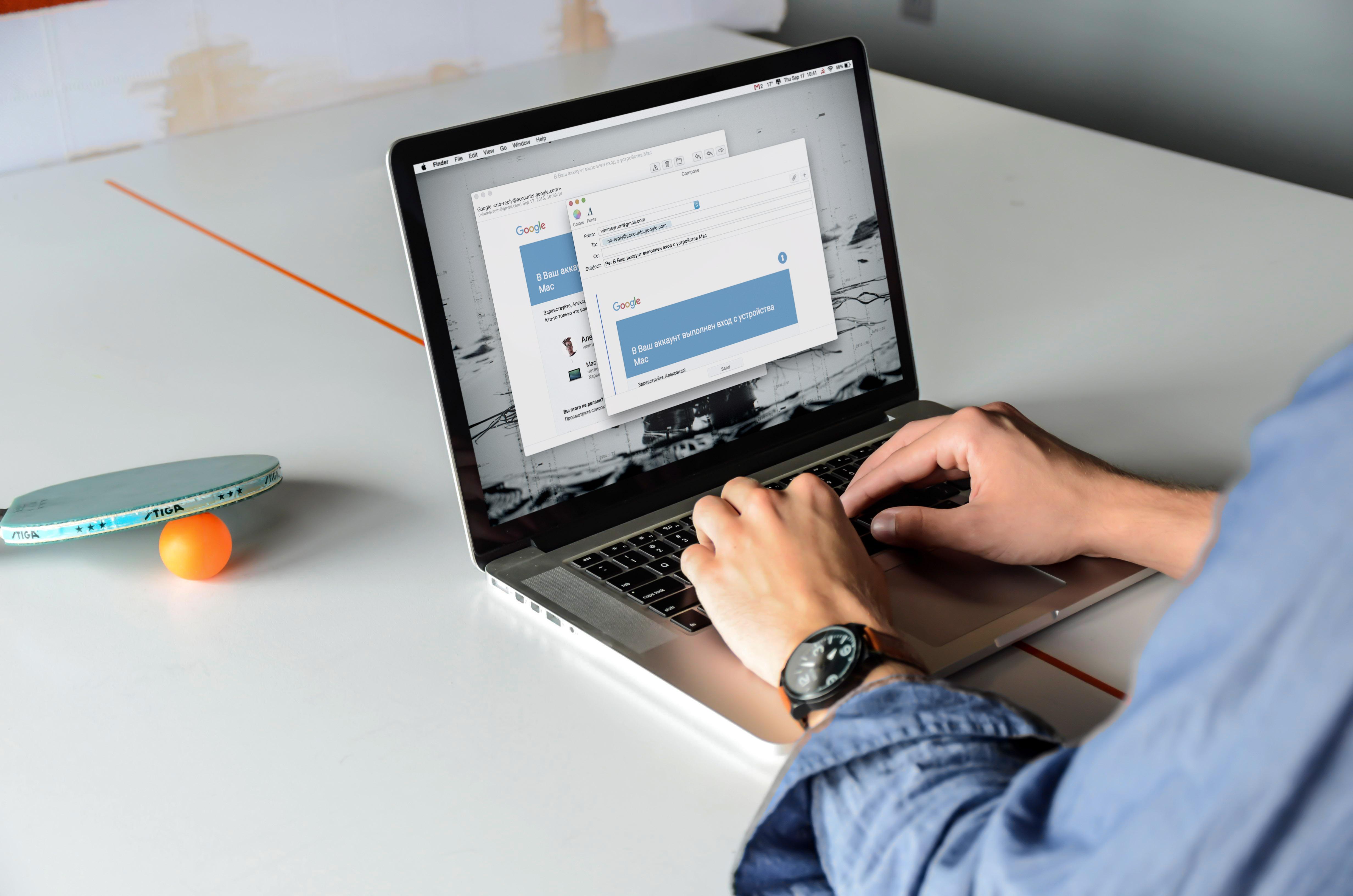 Mia —почтовый клиент прямо в строке меню OS X
