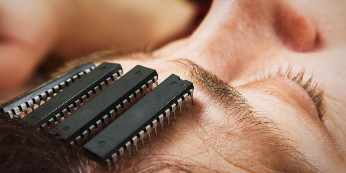 Бионический секс чип