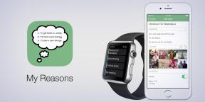 My Reasons для iOS помогает найти причины, чтобы выработать полезные привычки