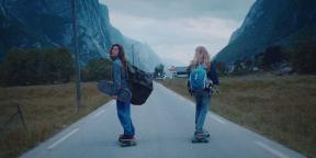«Следуй за мечтой» — вдохновляющий фильмфрирайдерово свободе выбора