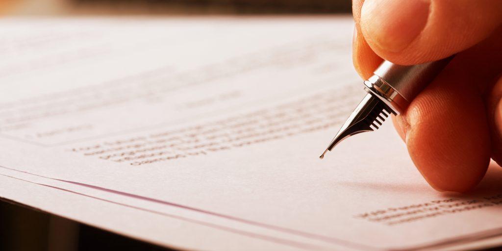 Как правильно оформить договор аренды