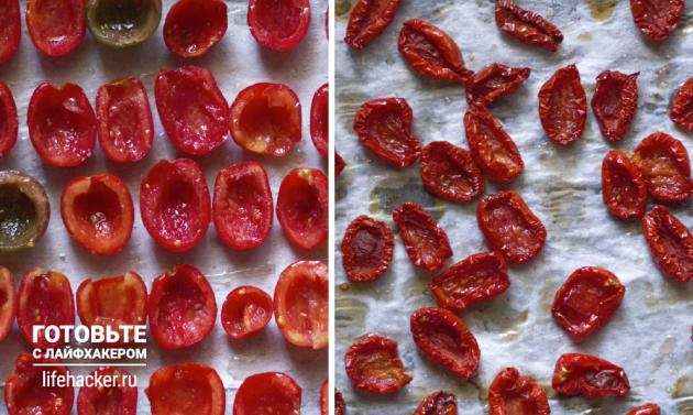 Как приготовить вяленые помидоры в домашних условиях: отправьте томаты в духовку