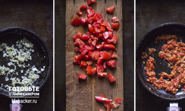 Сливочно-томатная намазка на хлеб: подготовьте ингредиенты