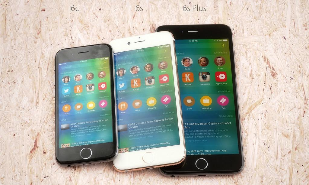 Почему Apple вряд ли выпустит iPhone 6c в ближайшем будущем
