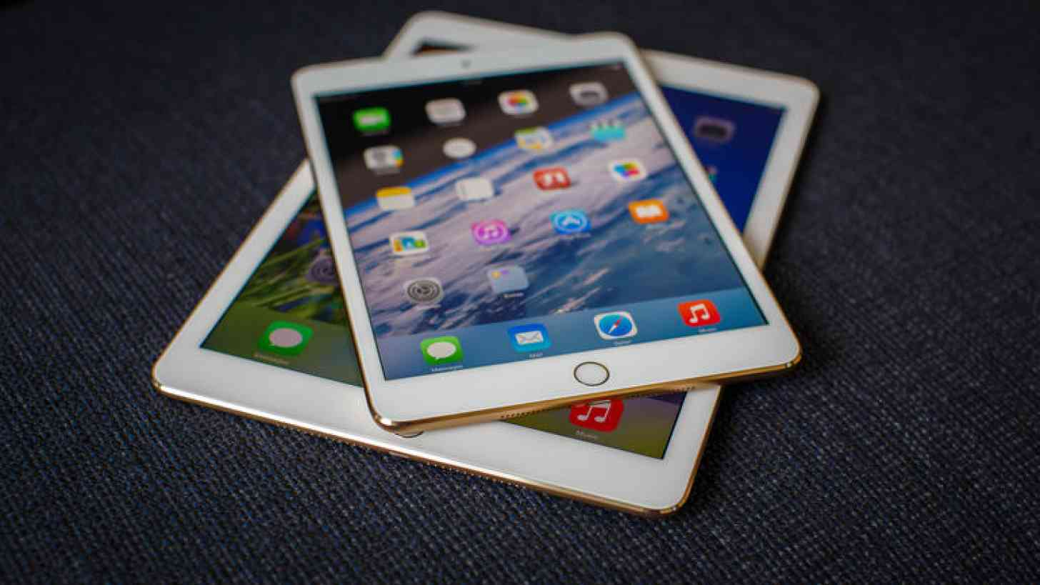 Что изменилось в iPad mini 4 в сравнении с iPad mini 3