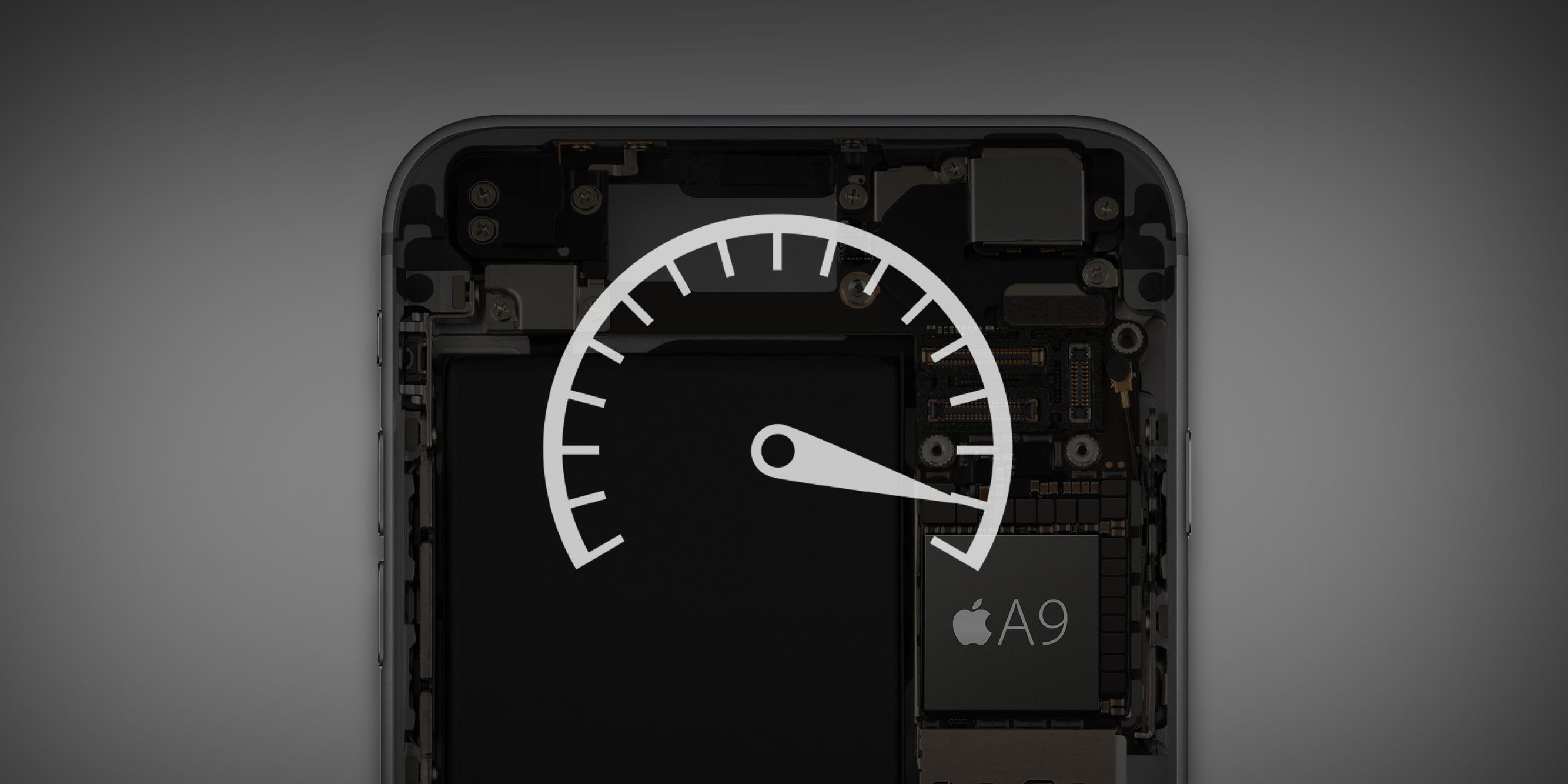 Производительность iPhone 6s vs. MacBook 2015 — кто кого?
