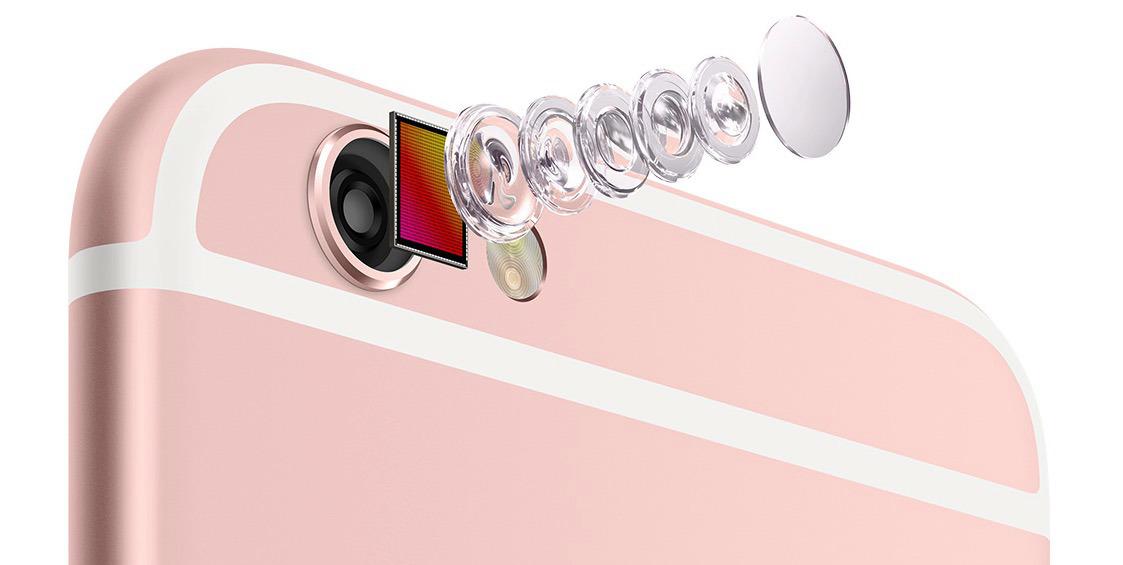 iPhone 6s делает фантастически хорошие фотографии
