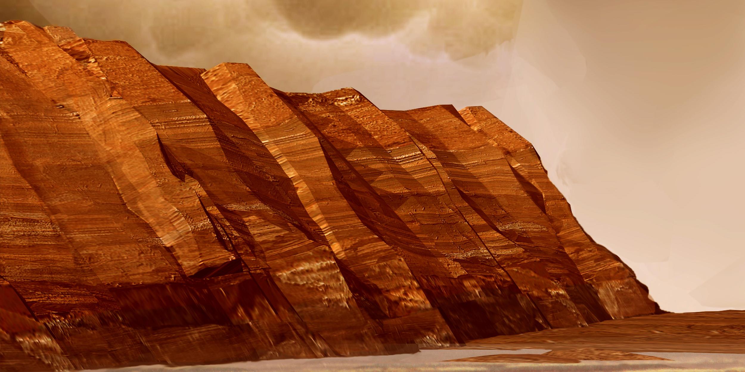 Марсианину на заметку. Действительно ли опасны пыльные бури красной планеты?