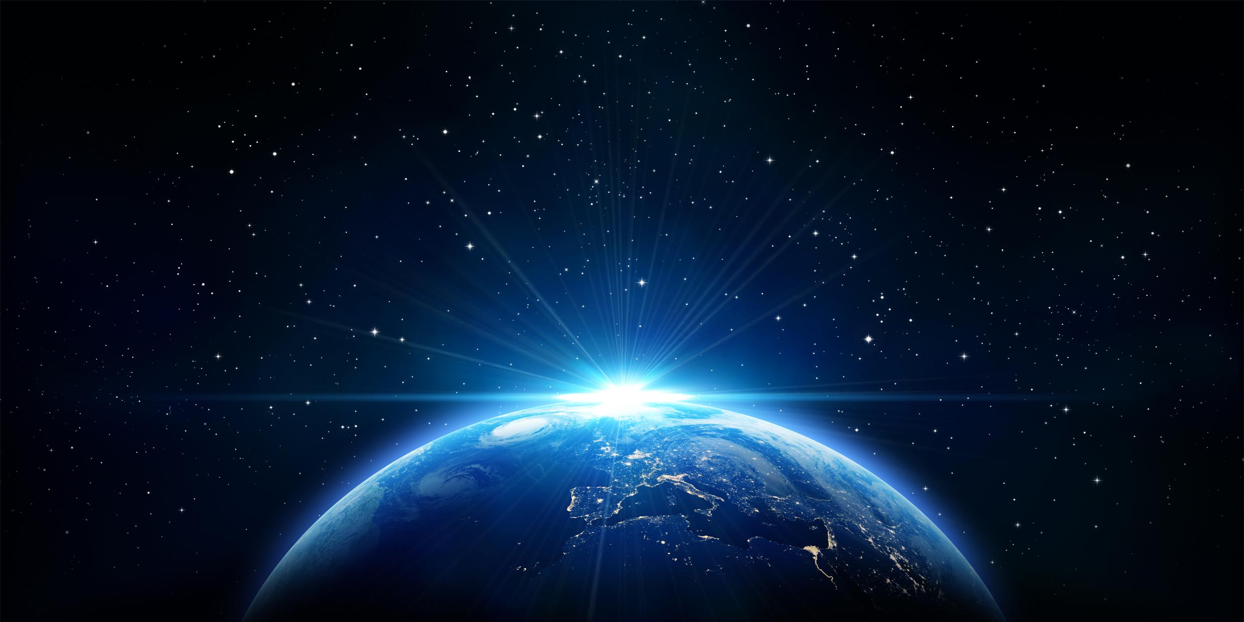 """Космический """"эффект обзора"""" приносит эйфорию - и ее можно испытать здесь, на Земле"""