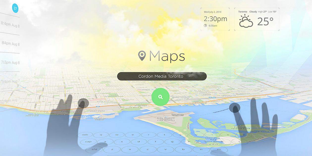 Apple может разрабатывать очки дополненной реальности