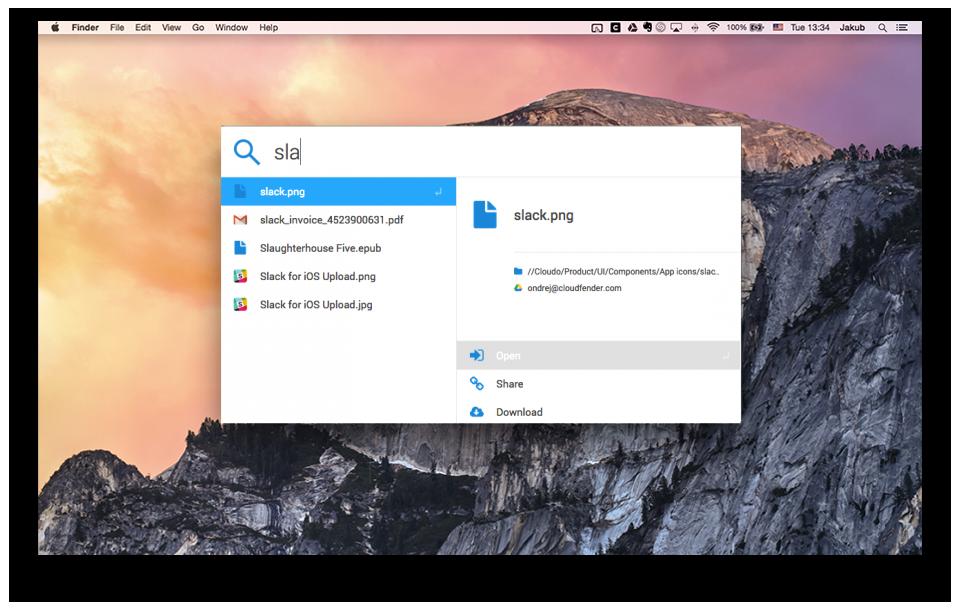 Cloudo: работайте с разными облачными сервисами в одном приложении