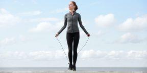 Упражнения со скакалкой для начинающих и профи