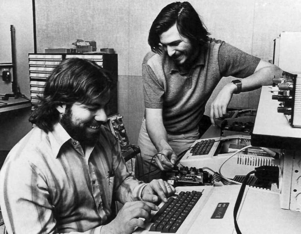 Стив Возняк заявил, что Джобса не увольняли из Apple —он ушел сам