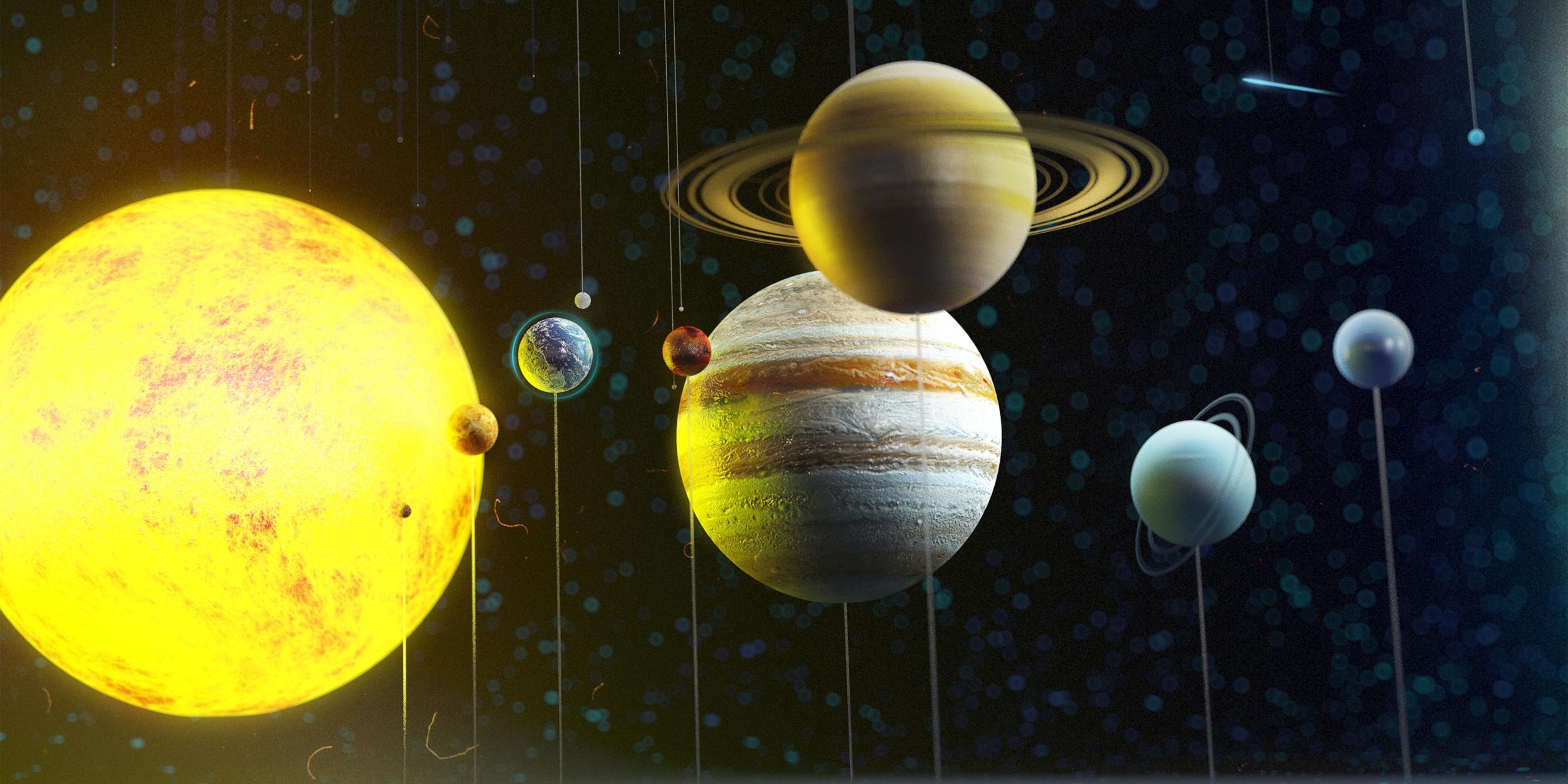 8 объектов Солнечной системы, где можно обнаружить жизнь