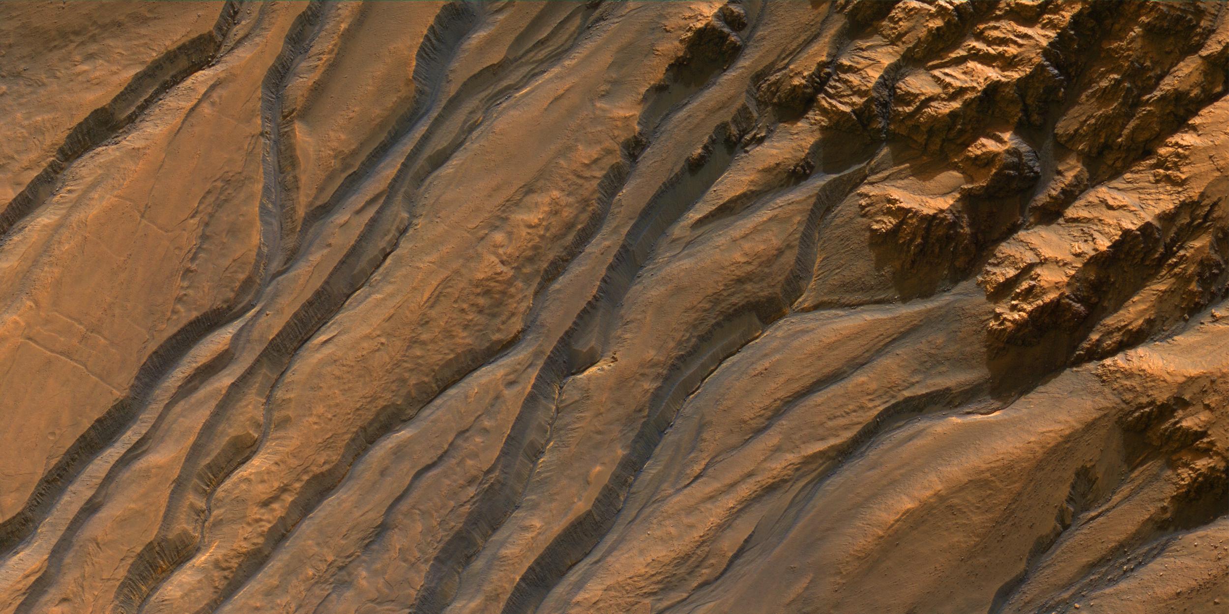 Вода на Марсе: все, что вам нужно знать об открытии NASA