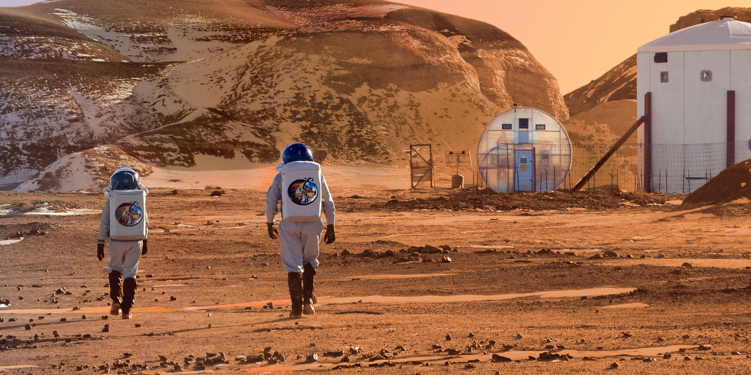 """the human conquest of mars obstacles and solutions for human space exploration Myth-free space advocacy part ii: the myth of the space frontier """"citizens of mars ltd,"""" in human governance beyond earth."""