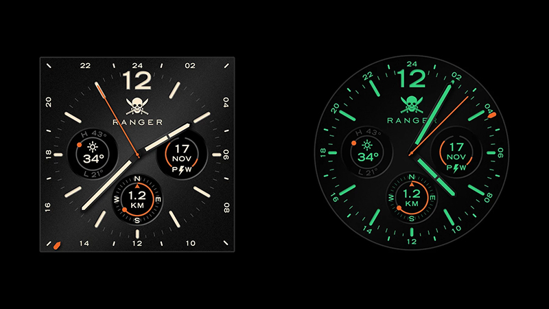 13 потрясающих циферблатов для часов на Android Wear - Лайфхакер