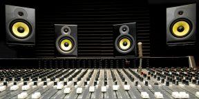 5 профессиональных компонентов домашней студии звукозаписи