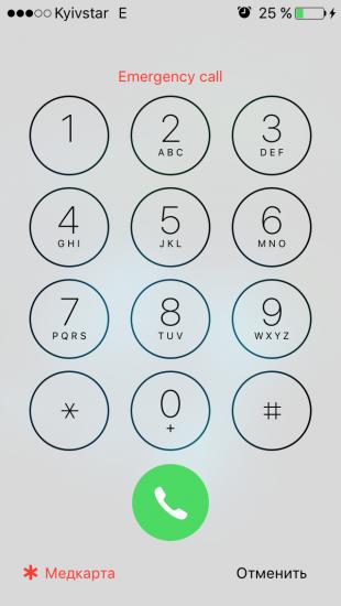 Как найти потерянный смартфон. Функция «Медкарта»