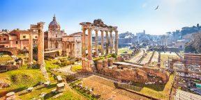 Секретные места Рима, которые вы не найдёте в типичном путеводителе