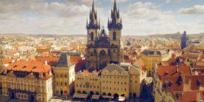 Cекретные места Праги, которые вы не найдёте в типичном путеводителе