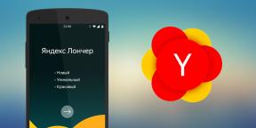 Компания «Яндекс» представила новый лаунчер для Android