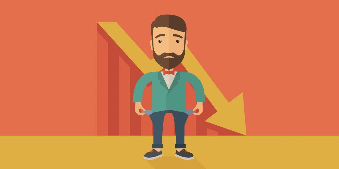 Как признать себя банкротом и списать долги