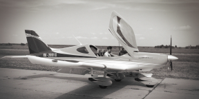 Как перестать работать программистом, получить лётные права и купить свой самолёт