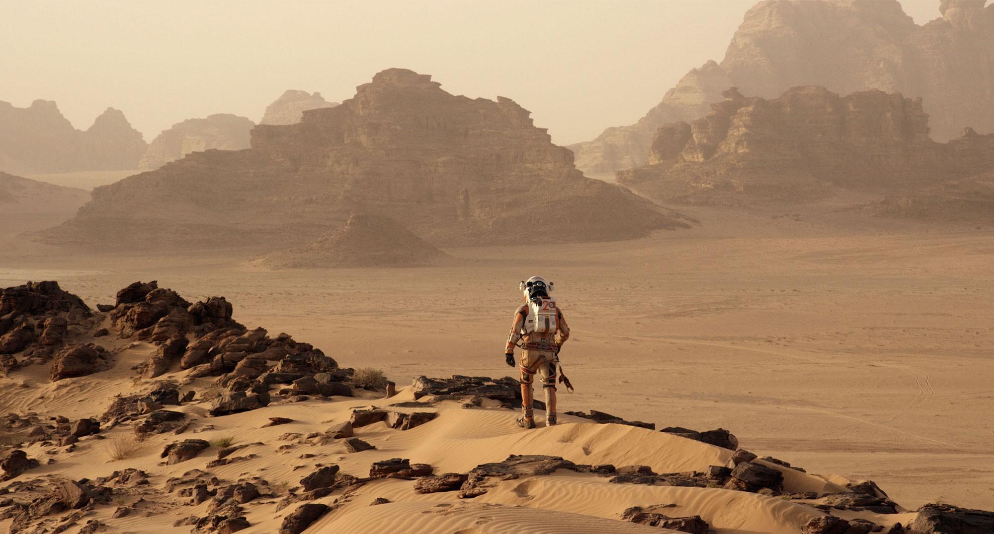 РЕЦЕНЗИЯ: «Марсианин» — о триумфе научного знания и пользе изоленты