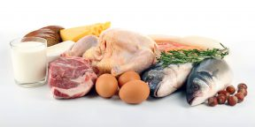 План питания для низкоуглеводной диеты