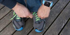 Runkeeper теперь позволяет записывать тренировки напрямую с Apple Watch