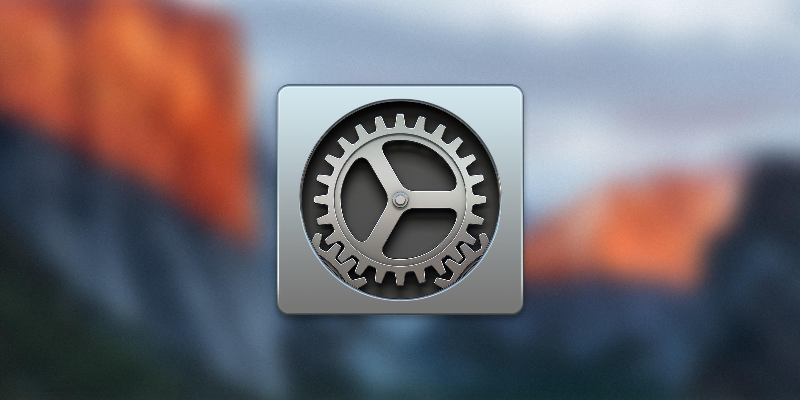 5 способов быстро находить любые настройки на Mac
