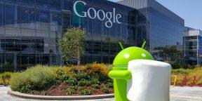 В Android 6.0 Marshmallow появился встроенный файловый менеджер