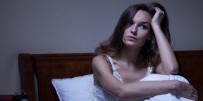 Останавливаем внутренний диалог: 14 способов быстро заснуть