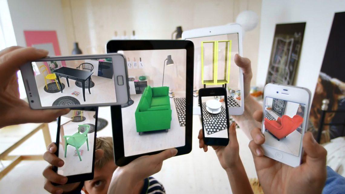 дополненная реальность для дома с смартфоном такого элемента декора
