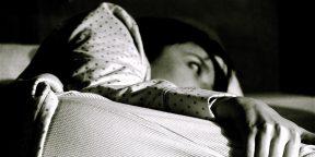 Что делать, если вы проснулись среди ночи и не можете уснуть