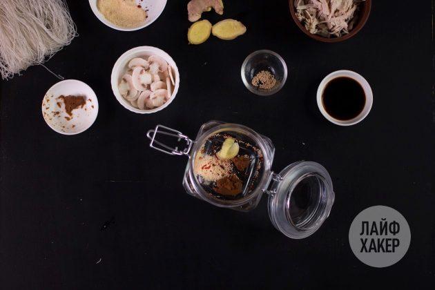 Суп быстрого приготовления в домашних условиях: соедините специи