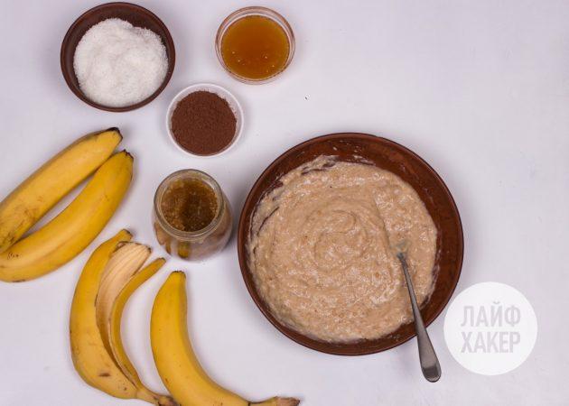 Энергетические шарики: добавьте арахисовое масло