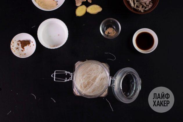 Суп быстрого приготовления в домашних условиях: добавьте лапшу