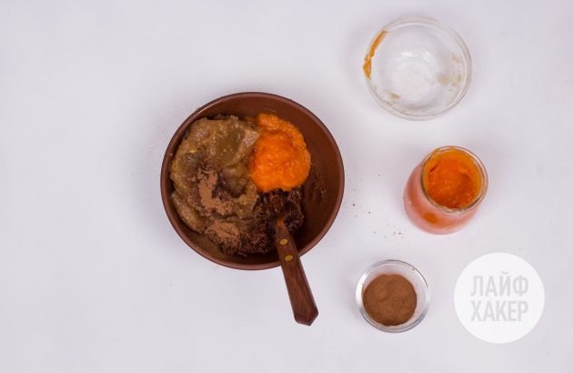 Энергетические конфеты из тыквы с финиками: добавьте тыквенное пюре, корицу и арахисовое масло