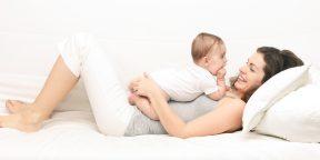 Как сэкономить время и силы в первый год жизни ребёнка