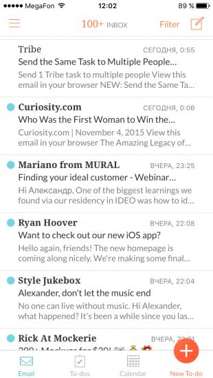 Handle объединяет Gmail, календарь и напоминания в мощный органайзер
